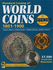 Standard Catalog Of World Coins (2006) 1801-1900, 5th Edition