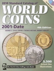 2010 Standard Catalog Of World Coins 2001-Date, 4th Edition