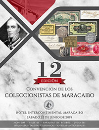 12th Convention of Collectors of Maracaibo