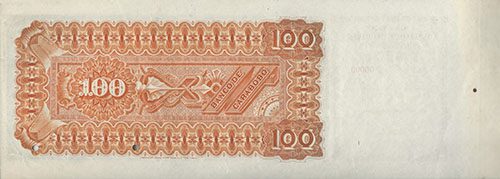 Piece bbdc100bs-aas2 (Reverse)
