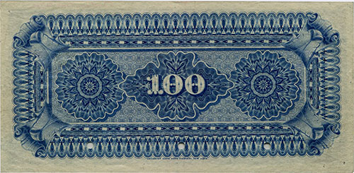 Piece bbdm100bs-aas (Reverse)