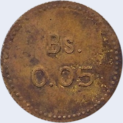 Piece ml0.05bs-aa01 (Obverse)