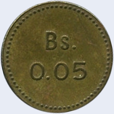Piece ml0.05bs-ba01 (Obverse)