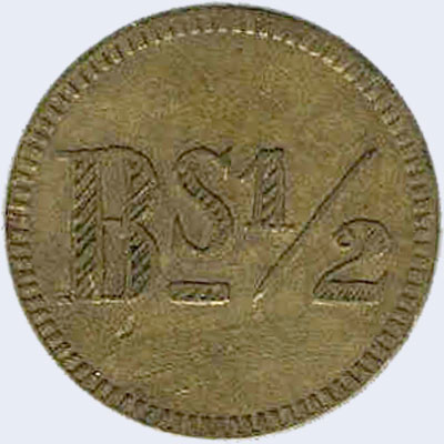 Piece ml0.5bs-aa01 (Obverse)