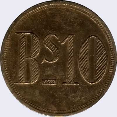 Piece ml10bs-aa02 (Obverse)