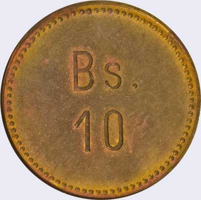 Piece ml10bs-ba01 (Obverse)