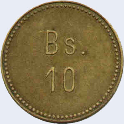 Piece ml10bs-ca01 (Obverse)