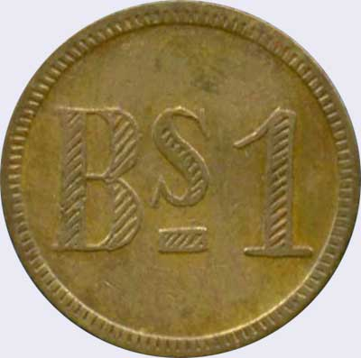 Piece ml1bs-aa02 (Obverse)