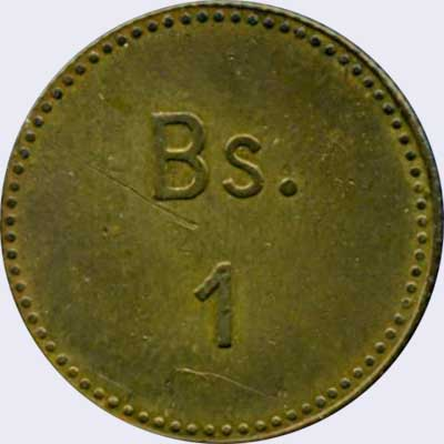 Piece ml1bs-ca01 (Obverse)