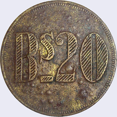 Piece ml20bs-aa02 (Obverse)