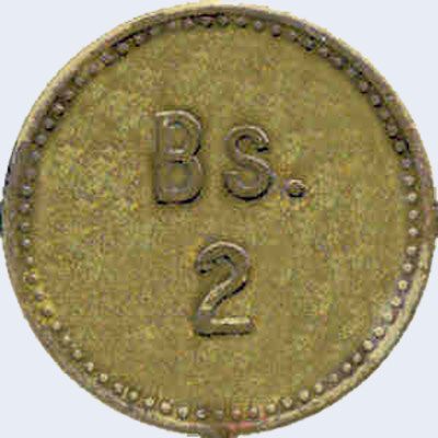 Piece ml2bs-ca01 (Obverse)