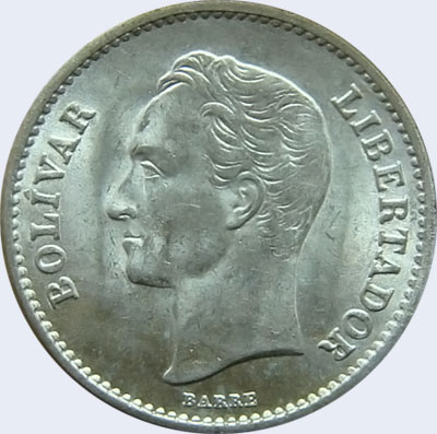 Piece mv0.25bs-aa12 (Obverse)