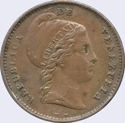 Piece mv0.25cr-aa01 (Obverse)