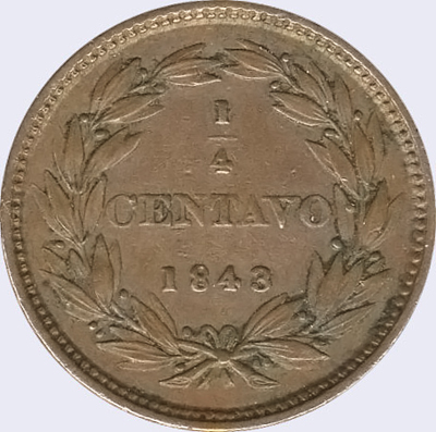Piece mv0.25cr-aa01 (Reverse)