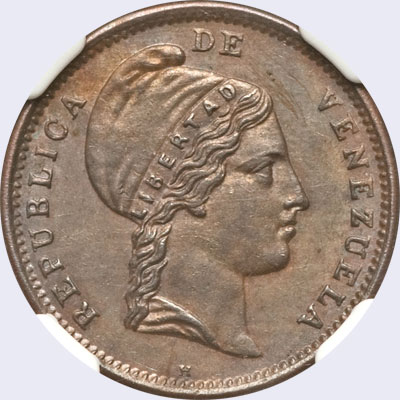 Piece mv0.25cr-aa02 (Obverse)