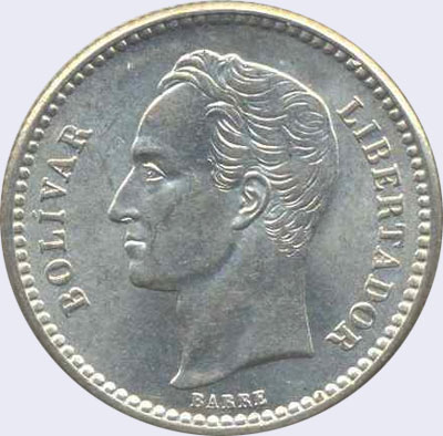 Piece mv0.5bs-aa16 (Obverse)
