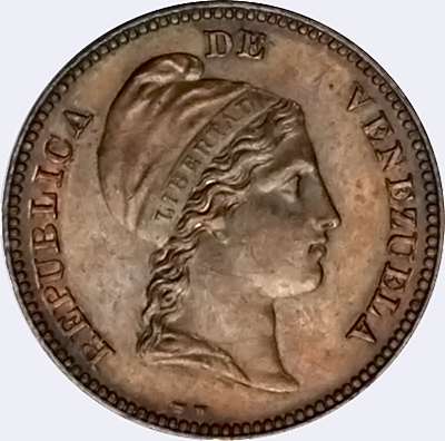 Piece mv0.5cr-aa01 (Obverse)