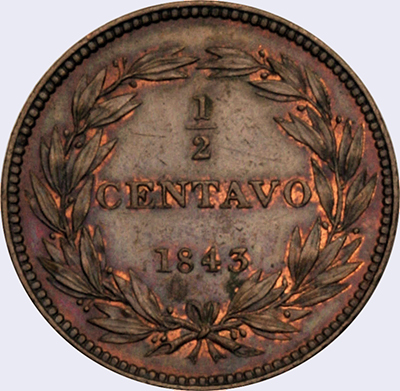 Piece mv0.5cr-aa01 (Reverse)