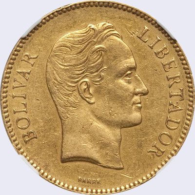 Piece mv100bs-aa01 (Obverse)