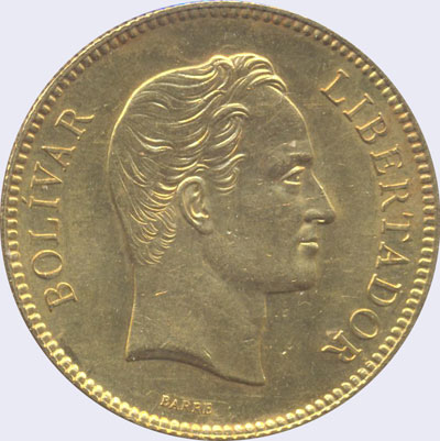 Piece mv100bs-aa04 (Obverse)