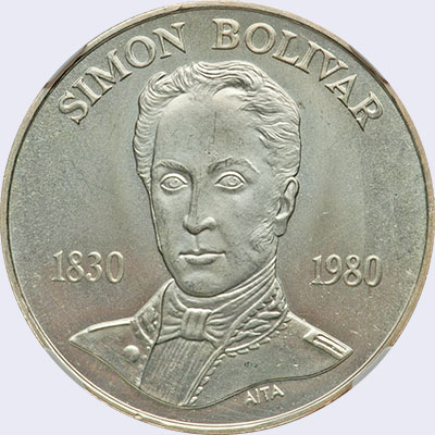 Piece mv100bs-ba01 (Obverse)
