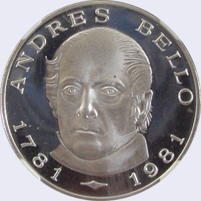 Piece mv100bs-ca01p (Obverse)