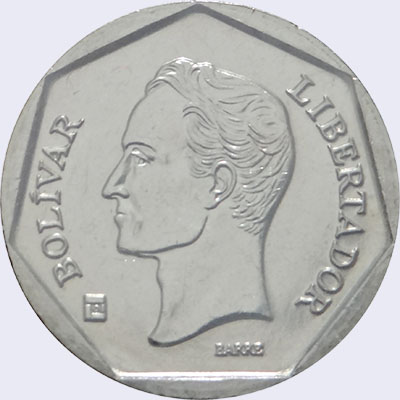 Piece mv100bs-ga01 (Obverse)