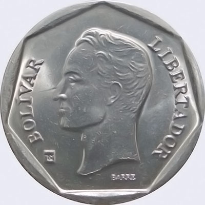 Piece mv100bs-gb02 (Obverse)