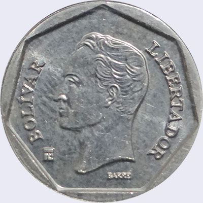 Piece mv10bs-da01 (Obverse)
