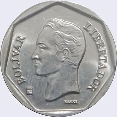 Piece mv10bs-da02 (Obverse)