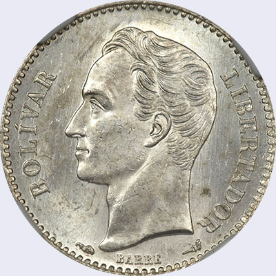 Piece mv1bs-aa10v2 (Obverse)