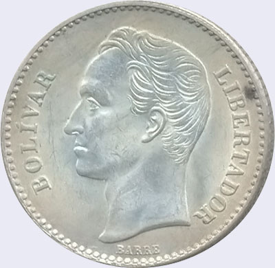 Piece mv1bs-aa12 (Obverse)