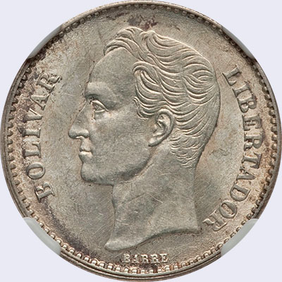 Piece mv1bs-aa14 (Obverse)