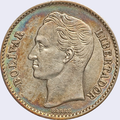 Piece mv1bs-aa17 (Obverse)