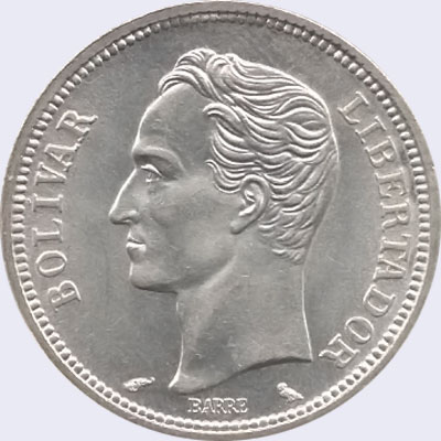 Piece mv1bs-bb01 (Obverse)