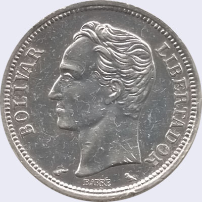 Piece mv1bs-bb01v2 (Obverse)