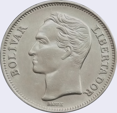Piece mv1bs-ca01 (Obverse)
