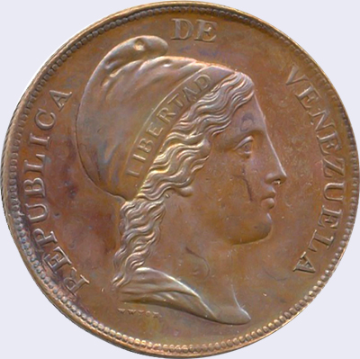 Piece mv1cr-aa01 (Obverse)