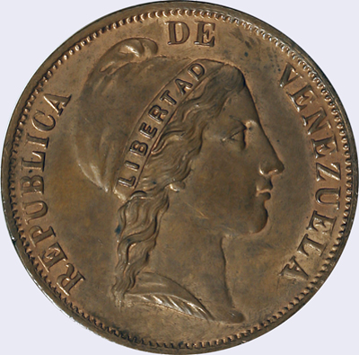 Piece mv1cr-aa02v2 (Obverse)