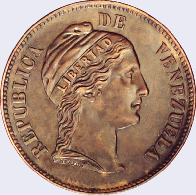 Piece mv1cr-ab03 (Obverse)