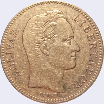Piece mv20bs-aa02v2 (Obverse)