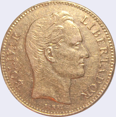 Piece mv20bs-aa02v3 (Obverse)