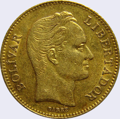 Piece mv20bs-aa05 (Obverse)