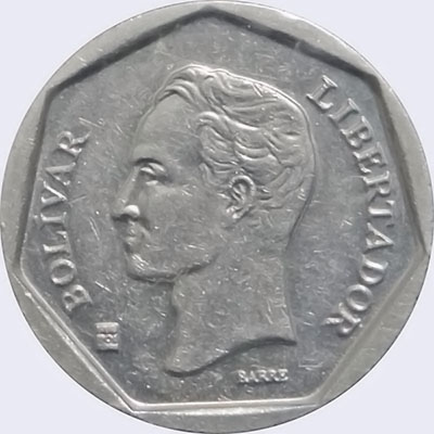 Piece mv20bs-bb01 (Obverse)
