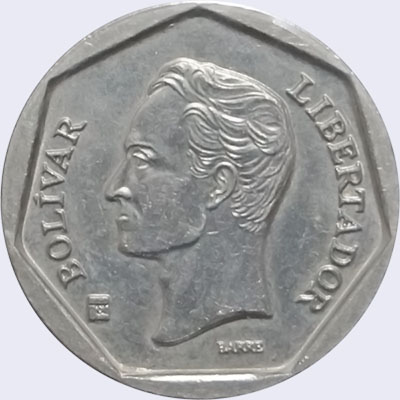 Piece mv20bs-ca02 (Obverse)