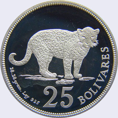 Piece mv25bs-aa01p (Obverse)