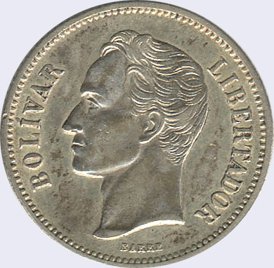 Piece mv2bs-aa18 (Obverse)