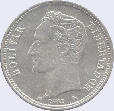 Piece mv2bs-ba01 (Obverse)