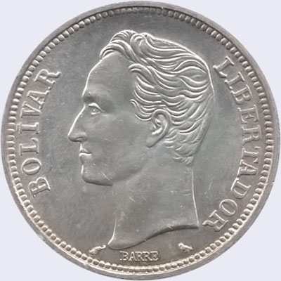 Piece mv2bs-ba02 (Obverse)