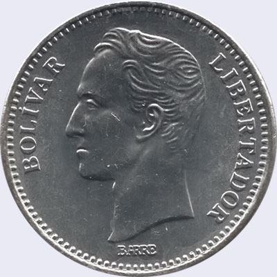 Piece mv2bs-ca03 (Obverse)